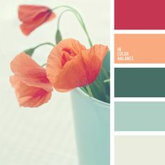 flora hues color palette from Design Seeds Rgb Palette, Colour Pallette, Colour Schemes, Color Patterns, Color Combos, Color Balance, Design Seeds, Colour Board, Color Swatches