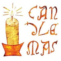 "info re how Candlemas became ""groundhog day"" and how it fits into the flow of the year; ways to celebrate; old verse"