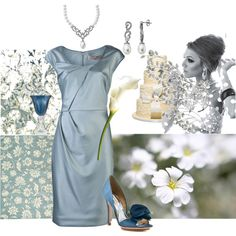 One Lily, created by classicfem on Polyvore