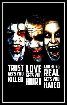 Jokers truths