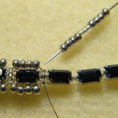 Swarovski and beads