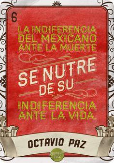 #THENEXTPATRIA Octavio Paz