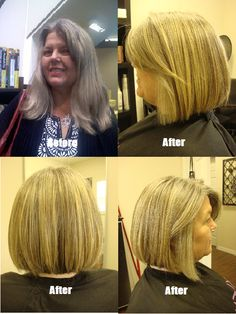 Long to Short hair!! Before and after makeover.