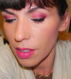 lapinturera - Blog de cosmética, maquillaje y belleza.: Fucsia de invierno (look)