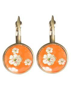 International Female and Male Jewellery Oren, Clip Earrings, Orange Blossom, Jewelry Shop, Female, Stuff To Buy, Shopping, Vintage, Jewlery