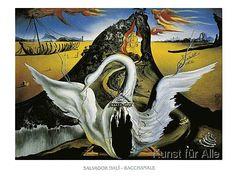 Salvador Dalí - Bacchanale