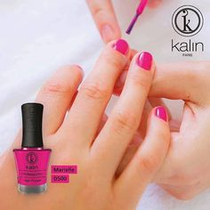"Hot pink is associated with sensuality and purity. Use Kalin ""Marielle D500 "" for a symbol of pure love"