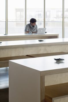 ColorCore® by Formica Group helps create unique and memorable interior schemes that are both welcoming and inspiring.