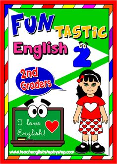 FUNTASTIC English 2 - Teaching Resources for 2nd Graders.