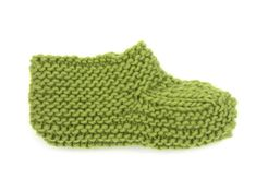 How to knit the foot on the slipper in DROPS 161-40
