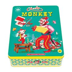 Monkey Kit, £12, now featured on Fab.