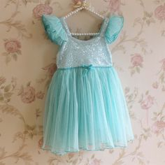 Little Girl Princess Spring Dresses | Jane