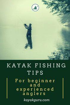 14 Kayak Fishing Tips Best Fishing Kayak, Fishing For Beginners, Small Boats, Kayaking, Helpful Hints, Hacks, Useful Tips, Cute Ideas, Kayaks
