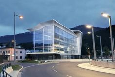 Innsbruck Office Building | StudioMDA | Media - Photos and Videos | Archello