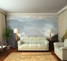 Related keywords suggestions for mountain wall murals for Diy mountain mural