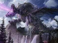 Dragon roca