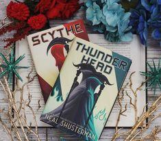 """""""Thunderhead"""" by Neal Shusterman! This is the sequel to """"Scythe,""""   #Thunderhead #ArcofaScythe #Scythe #YAreading #bookstagram"""