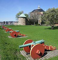 Die Festung Akershus in Oslo, Norwegen - Foto: Matjaz Intihar/VisitOSLO