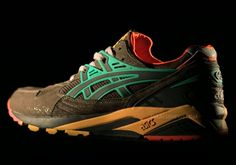 "Packer Shoes x Asics Gel Kayano ""All Roads Lead to Teaneck"""