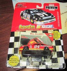 Bill Elliot #94 McDonald's 2000 Ford Taurus 1:24 Diecast #McDonalds #Ford