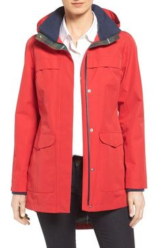 Pendleton Hooded Rain Coat available at Navy Raincoat, Raincoat Outfit, Dog Raincoat, Hooded Raincoat, Best Rain Jacket, Black Rain Jacket, Rain Jacket Women, Cheap Raincoats, Raincoats For Women