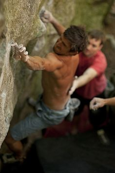 Rock climbing bodies... Art in strength and function at play. Our bodies are made to climb.