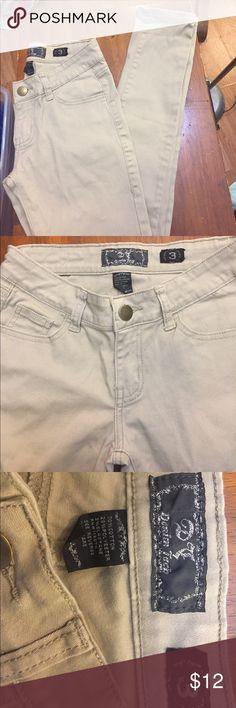 Denim Teeb Skinny Jeans  Size 3  Gently Used Gently Used Skinny Jeans Denim Teeb Jeans Skinny