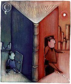 Reading makes us grow / La lectura nos hace crecer #lectura