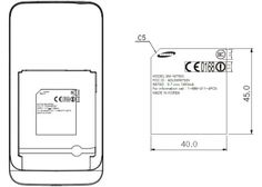 Samsung has plans to release a new Windows Phone for Verizon. The company has passed the device and the model Number is SM-W750V through the FCC and confirms the approval.