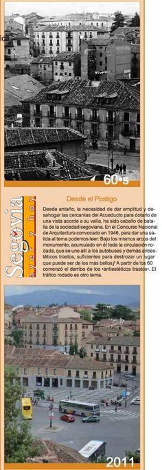 Segovia Ayer y Hoy