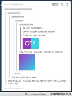Purquoise = OTP <<--Woah...purple = Jason Grace and blue = Percy Jackson. They are now officially Purquoise