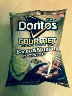 Japanese Doritos Gourmet Bacon Mustard Tortilla Chips Frito Lay Bonus Gift | eBay Japanese Snacks, Japanese Food, Frito Lay, Doritos, Ben And Jerrys Ice Cream, Tortilla Chips, Junk Food, Healthy Life, Mustard