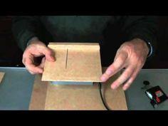 Uso de la Sierra Circular Miniatura MInilor 4 - YouTube
