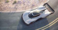 VWが突如スーパーEVI.D.R.発表パイクスピークに参戦し優勝を狙う