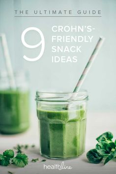 9 Easy and Delicious Crohn's-Friendly Snacks