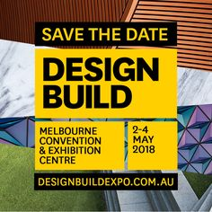 DesignBUILD is the leading trade show bringing together Australia's architects, building professionals, contractors and designer communities together with manufacturers, suppliers and service providers who work across the residential and commercial industry sectors, for 3 days of unrivalled networking and inspiration.