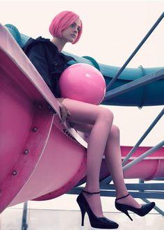 Bubblicicous Editorial, Craig McDean, craig mcdean photography, fashion editorial, Fashion Photography, Natalia Vodianova, W magazine