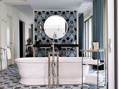 Der trendigste Design Vorschlag: Bienenwaben Muster - http://wohnideenn.de/dekoration/07/design-bienenwaben-muster.html #Dekoration