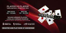 Promo Menarik yang ada di Agen Poker Hokiwin88  - Promo Bonus New Member 20%  - Bonus Rollingan up to 0,5%  - Bonus Referral up to 20%  - Bonus Deposit 5-10%