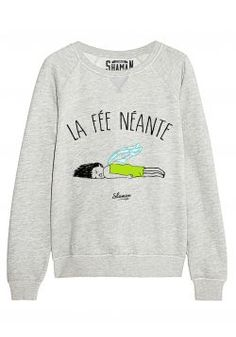 "Sweat ""La Fée Néante"""