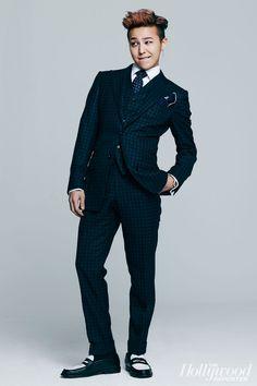 Omg he looks so good!