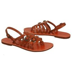 Kickers Dixmille Sandals (Red Leather) - Women's Sandals - 38.0 M