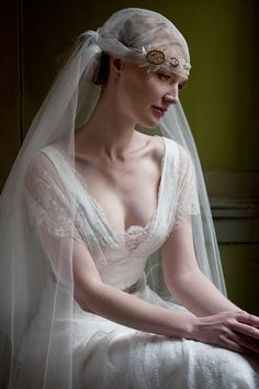 Turning Vintage Inspiration In To Modern Bridal Elegance, With Sally Lacock and Cherished Vintage Accessories