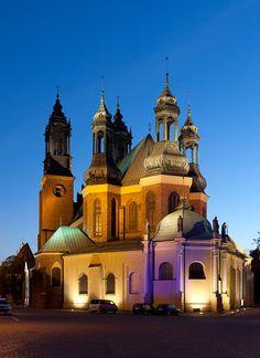 Poznan Poland, Katedra Poznańska