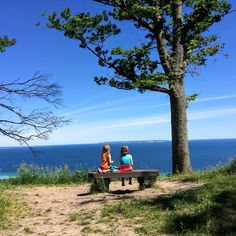 Sleeping Bear Dunes with Kids | Alligator Hill Trail