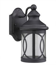 CHLOE Lighting CH25781BK11-OD1 Outdoor Sconce