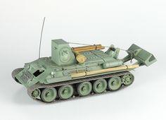 TT-34 Bergeschlepper