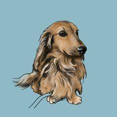 背景薄緑色バージョン Drawings, Dogs, Animals, Animales, Animaux, Pet Dogs, Sketches, Doggies, Animal
