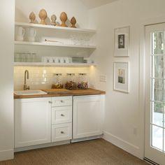 Tiffany Farha Design Office - Kitchenette