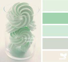 mint palette